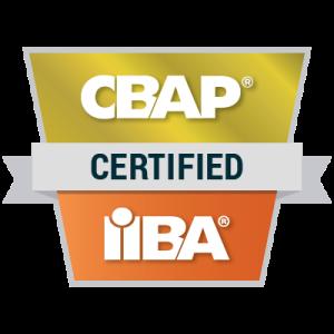 CBAP Badge
